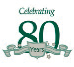 Boynton & Boynton 80 years in business emblem