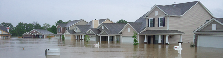 Flooded Homes - Get Flood Insurance From Boynton & Boynton