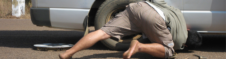 How to Handle a Tire Blowout  Boynton  Boynton