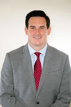 Sean O'Beirne of Boynton & Boynton Insurance.