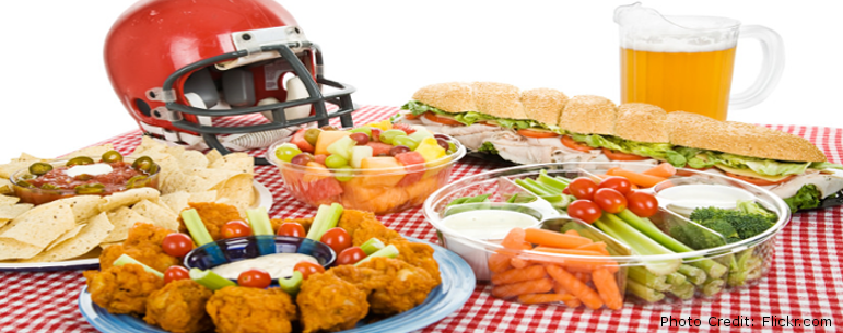 Homeowners Insurance Tips for Super Bowl Party Hosts